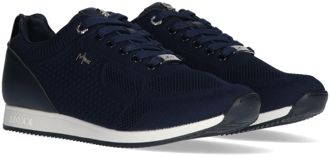Blauwe MEXX Lage sneakers GLARE  - large