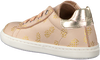 Roze CLIC! Sneakers 9766 ANANAS - small