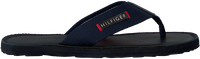 Blauwe TOMMY HILFIGER Slippers ELEVATED BEACH  - medium
