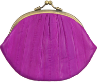 Roze BECKSONDERGAARD Portemonnee GRANNY RAINBOW - medium
