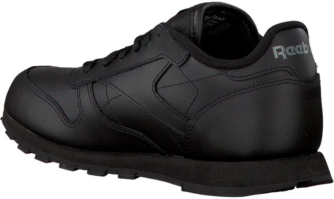 Zwarte REEBOK Sneakers CLASSIC LEATHER KIDS