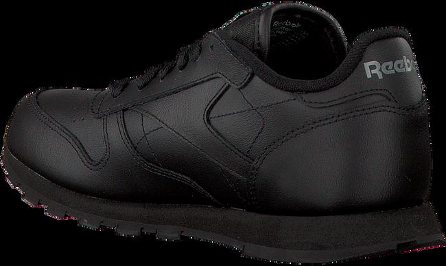 Zwarte REEBOK Sneakers CLASSIC LEATHER KIDS - large