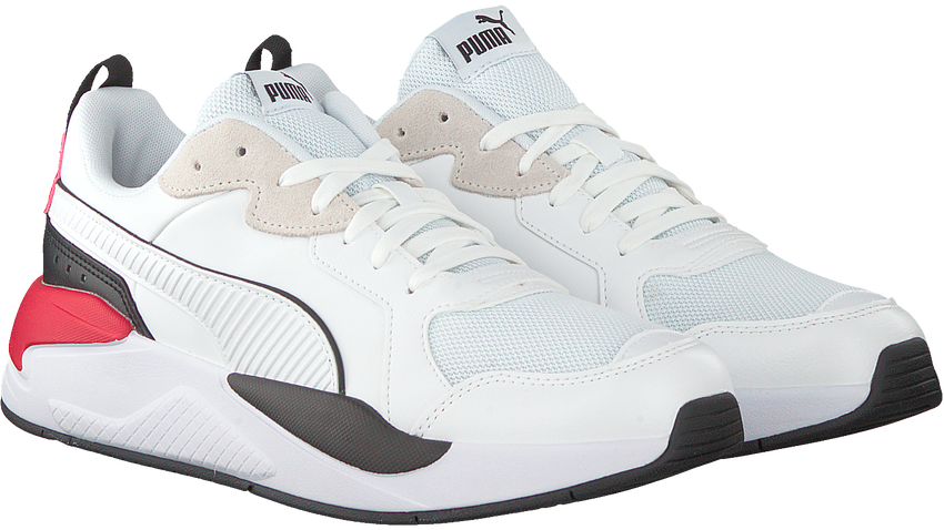 Witte PUMA Lage sneakers X-RAY GAME  - larger