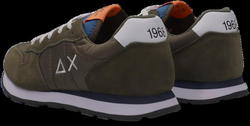 Groene SUN68 Lage sneakers BOYS TOM SOLID NYLON  - larger