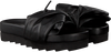 Zwarte BRONX Slippers BMUNCHX - small