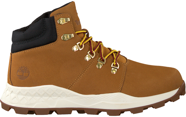 Camel TIMBERLAND Veterboots BROOKLYN HIKER  - large