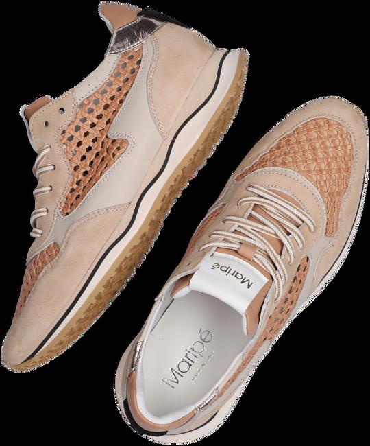 Beige MARIPE Lage sneakers LUNA  - large