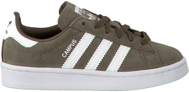 Groene ADIDAS Sneakers CAMPUS C  - large