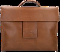 Bruine MYOMY Laptoptas MY HOME BAG BUSINESS BAG
