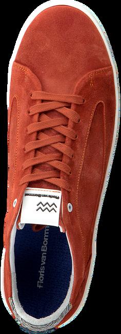 Rode FLORIS VAN BOMMEL Lage sneakers 13265  - large