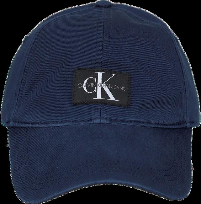 Blauwe CALVIN KLEIN Pet J MONOGRAM CAP W - large