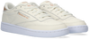 Witte REEBOK Lage sneakers CLUB C 85 WMN  - small
