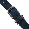 Blauwe PETROL Riem 30887 - small