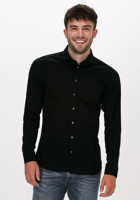 Zwarte DESOTO Casual overhemd HAI 1/1  - large