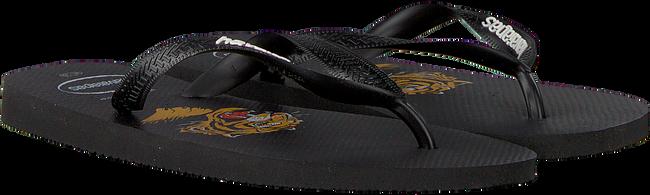 Zwarte HAVAIANAS Slippers TOP WILD  - large