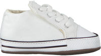 Witte CONVERSE Babyschoenen CRIBSTER CANVAS COLOR  - medium