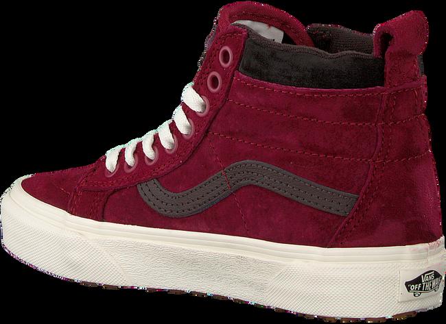 Rode VANS Sneakers UA SK8-HI MTE WOMEN  - large