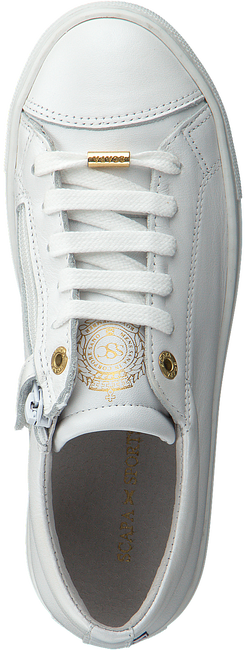 Witte SCAPA Sneakers 60510 - large