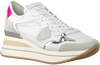 Witte PHILIPPE MODEL Lage sneakers TRIOMPHE L D  - small
