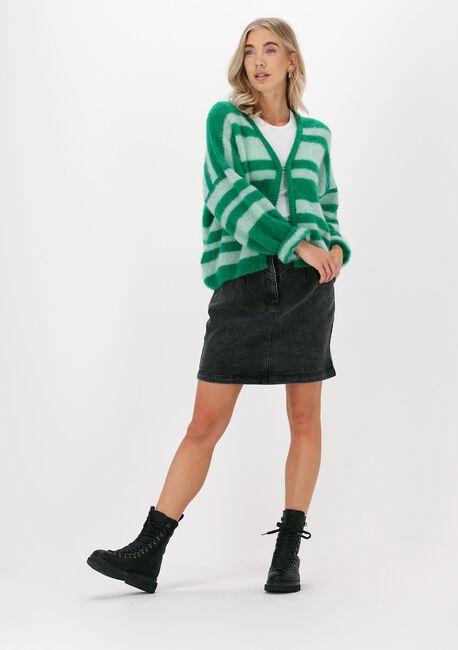 Groene LEON & HARRPER Vest NIGNA MMP01 PLAIN  - large