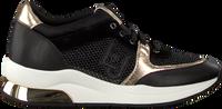 Zwarte LIU JO Lage sneakers KARLIE 12  - medium