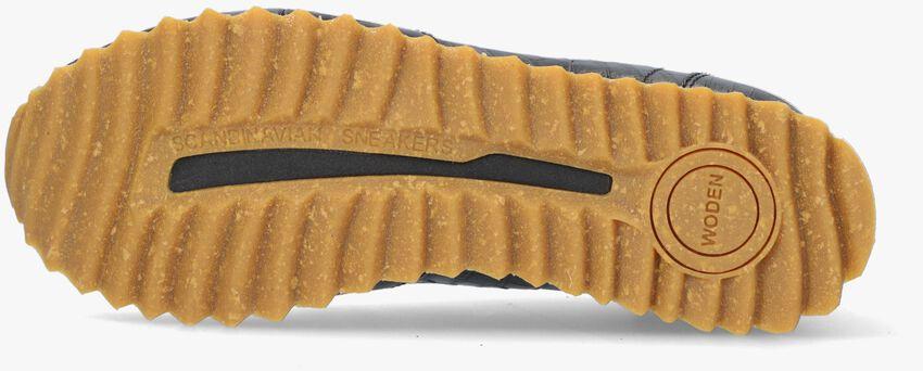 Zwarte WODEN Sneakers YDUN  - larger