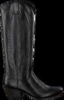 Zwarte SENDRA Cowboylaarzen 8840  - medium