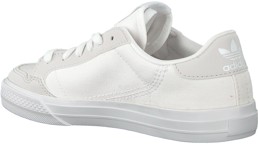 Witte ADIDAS Lage sneakers CONTINENTAL VULC J  - larger