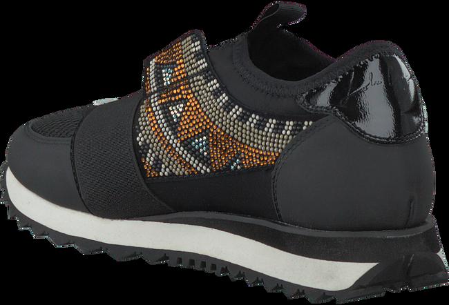 Zwarte LOLA CRUZ Sneakers 301Z04BK  - large