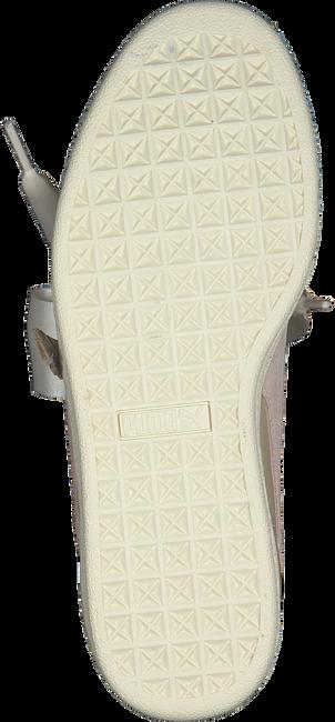Beige PUMA Sneakers BASKET HEART NS DAMES  - large
