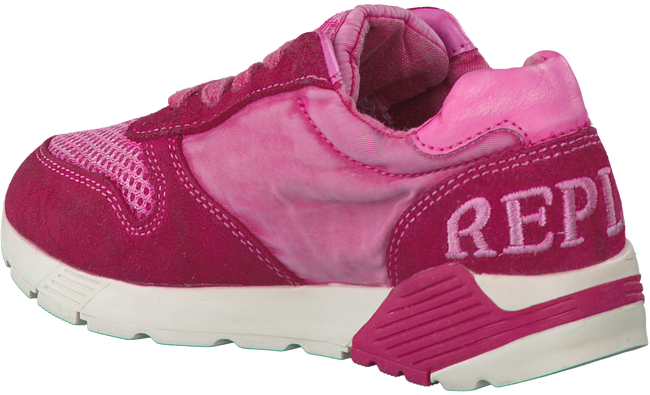 Roze REPLAY Sneakers TARGET WaDzrvuP