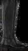 Zwarte SHABBIES Hoge laarzen 191020047  - small