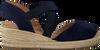 Blauwe UNISA Espadrilles CELE - small