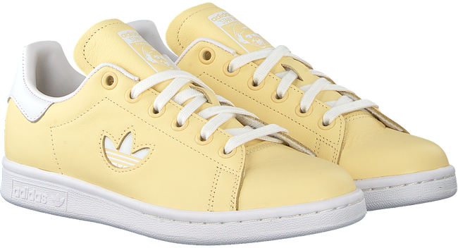 Gele ADIDAS Sneakers STAN SMITH DAMES  - large