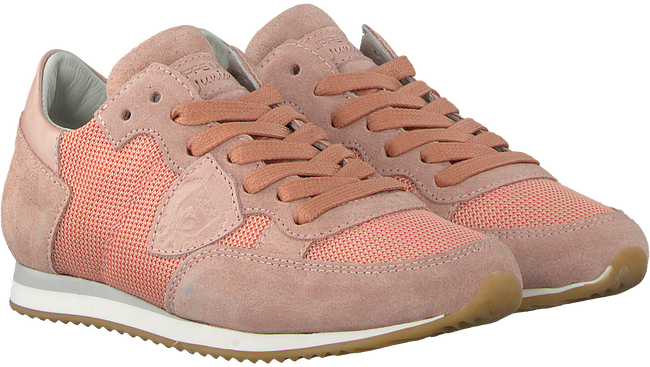 Roze PHILIPPE MODEL Sneakers TROPEZ MESH UP  - large