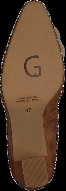 Cognac GIULIA Enkellaarsjes RALIA  - large