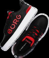 Zwarte BJORN BORG Lage sneakers T1060 LGO T  - medium