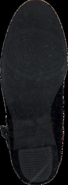 Zwarte SHABBIES Enkellaarsjes 182020175  - large