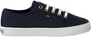 Blauwe TOMMY HILFIGER Lage sneakers ESSENTIAL NAUTICAL  - small