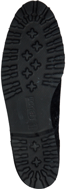 Zwarte GABOR Slip-on sneakers  410  - large
