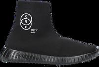 Zwarte NIK & NIK Hoge sneaker JESSY ONE SNEAKER  - medium
