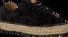 Zwarte SHABBIES Espadrilles 151020004  - small