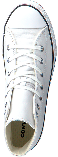 Witte CONVERSE Sneakers ALL STAR PLATFORM EVA-HI-  - large