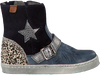 Blauwe BO-BELL Lange laarzen SHAKER  - small