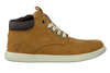 Camel TIMBERLAND Enkelboots GROVETON LEATHER CHUKKA  - small