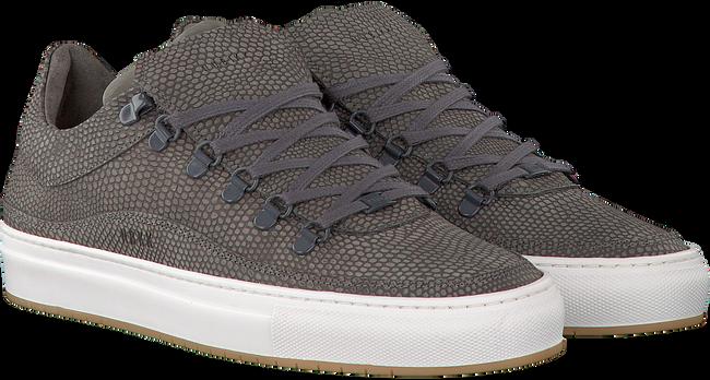 Grijze NUBIKK Sneakers JULIEN MIELE LIZARD II  - large