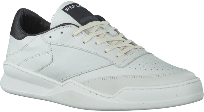 Witte REPLAY Sneakers POLE  - large
