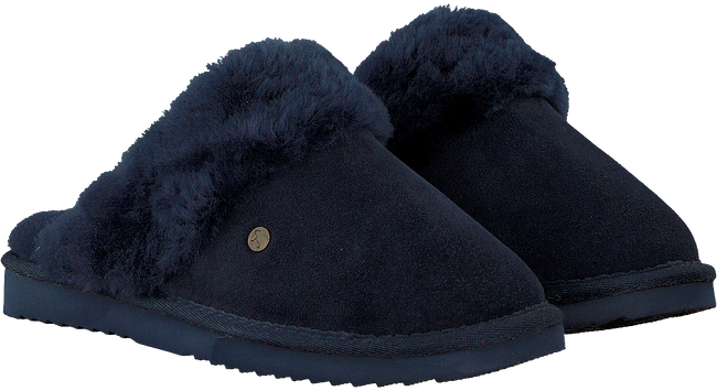 Blauwe WARMBAT Pantoffels FLURRY  - large