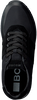 Zwarte BJORN BORG Sneakers R106 LOW HEX M  - small