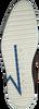 Taupe FLORIS VAN BOMMEL Veterschoenen 14451  - small